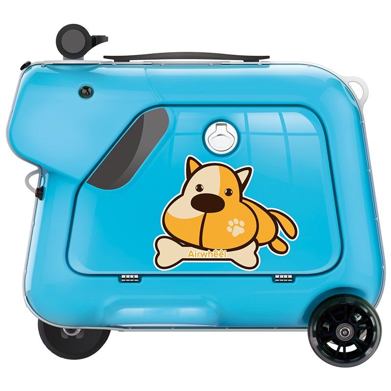 【爱尔威】Airwheel平衡车电动行李箱儿童拉杆箱可坐可骑学生登机箱男女神童版SQ3