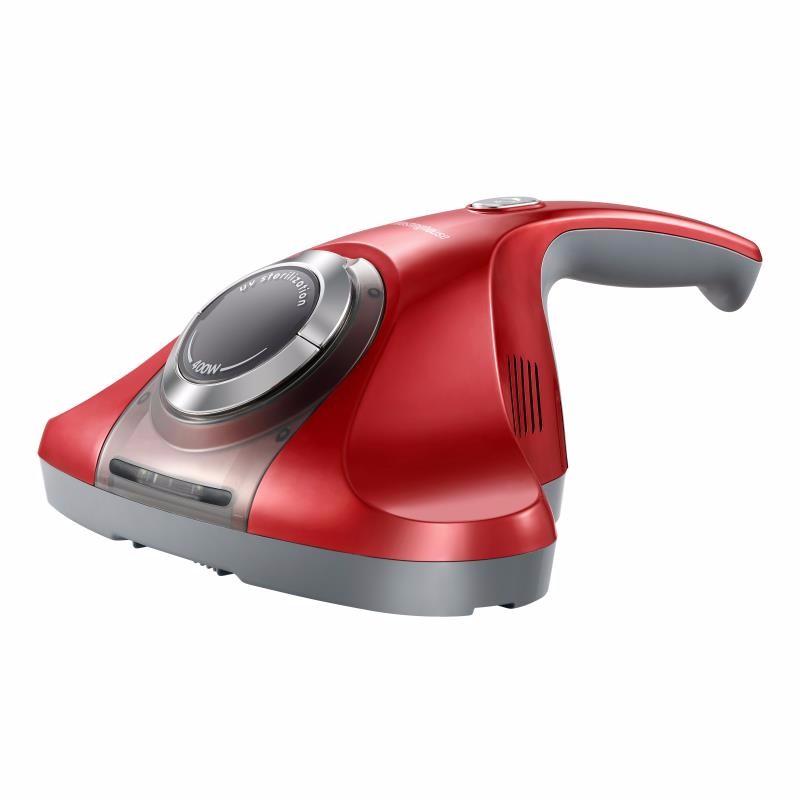 【西屋】除螨仪手持式床铺除螨机 吸尘器 W-1C 红色