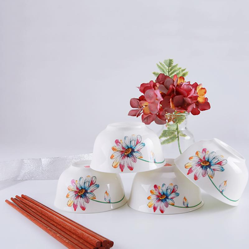 【盛世唐韵】骨质瓷餐具8头餐具套装花之魅 TY-0006 /TY-0008/TY-0014