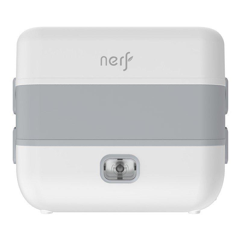 【拉尔弗】NERF电热饭盒加热午餐便当插电上班族保温蒸煮不锈钢热饭菜神器  MD-618/MD-628
