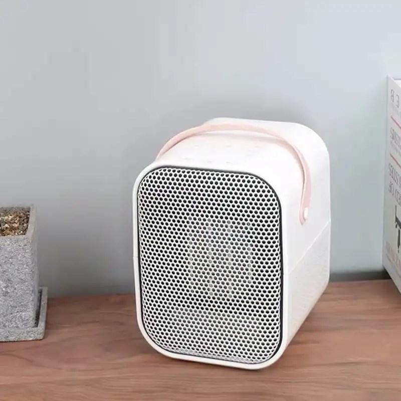 【荣事达】节能小型暖风机室内加热器PTC暖风机速热迷你取暖器NTC-153B