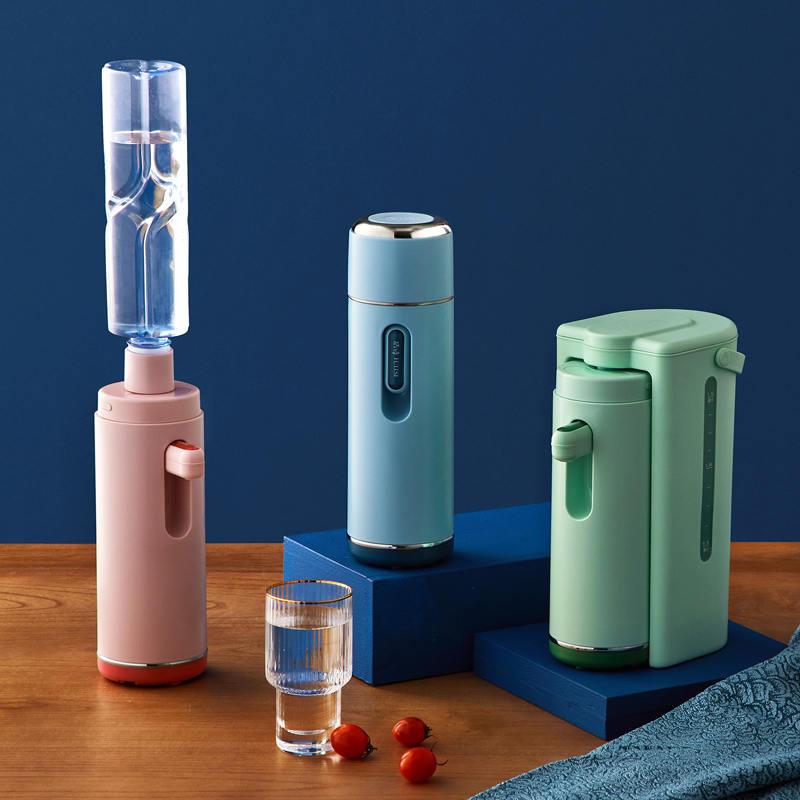 【浩诗】即热式饮水机家用台式桌面便携小型口袋热水机HS-9008TA