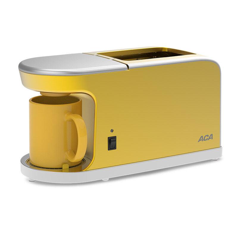 【北美电器】 (ACA)早餐机 二合一早餐机咖啡机面包机  ALY-09ZH00J