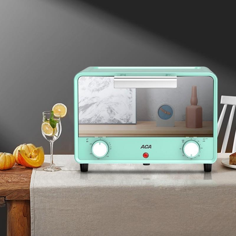 【北美电器】(ACA) 多功能电烤箱 家用多功能电烤箱方便实用 可定时 ALY-12KX13J