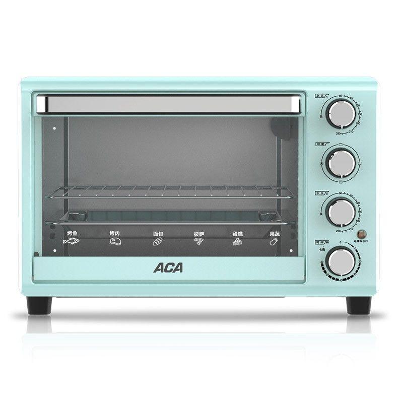 【北美电器】(ACA) 多功能电烤箱 家用32L超大容量烘烤箱 ALY-32KX08J