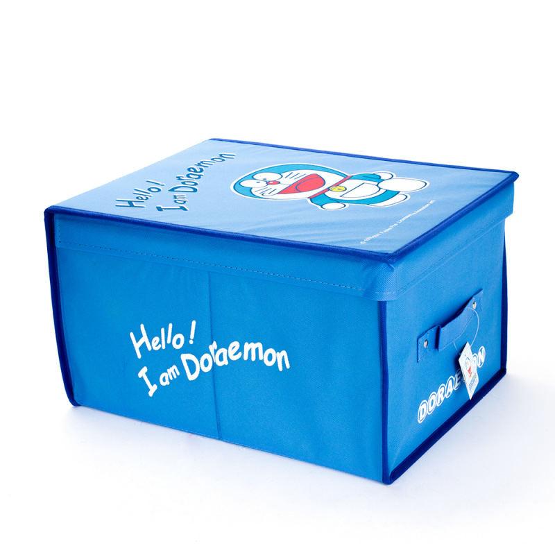 【哆啦A梦】 便利收纳箱(中)无纺布收纳盒杂物盒DM-4230