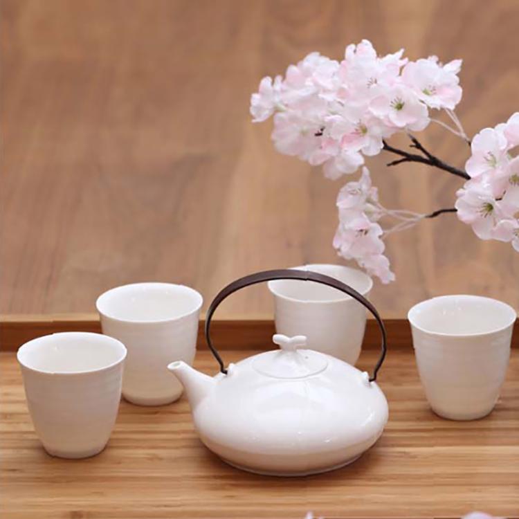 【多样屋】日式茶具组-绿色