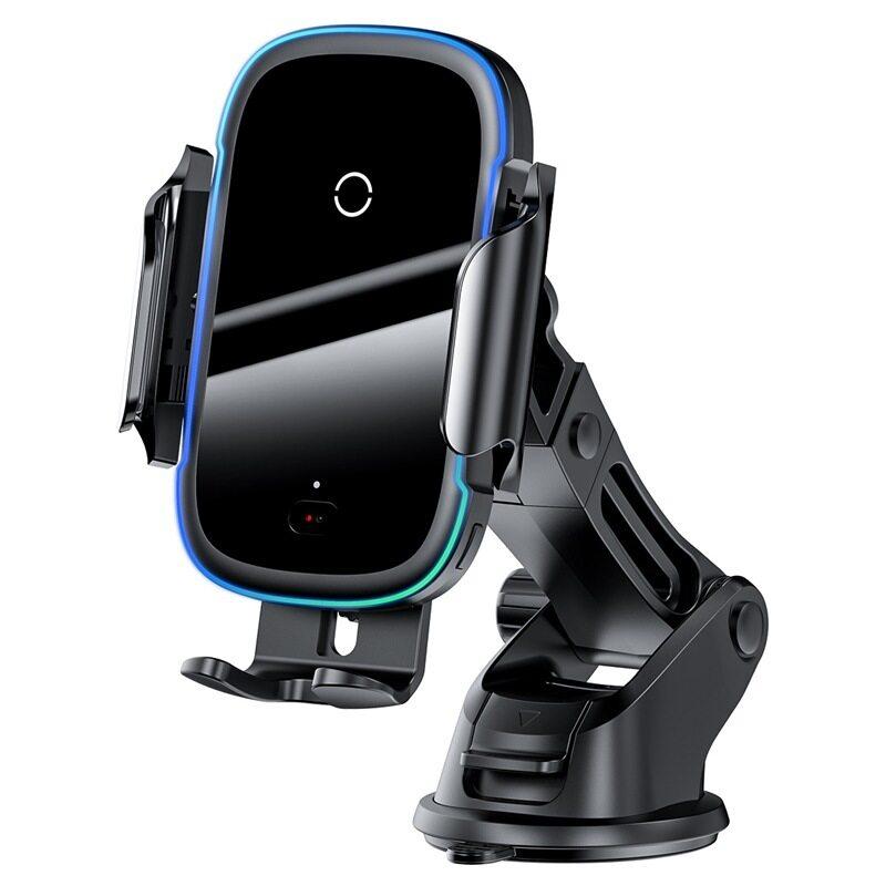 【倍思】 光线电动红外感应无线充车载支架WXHW03-01