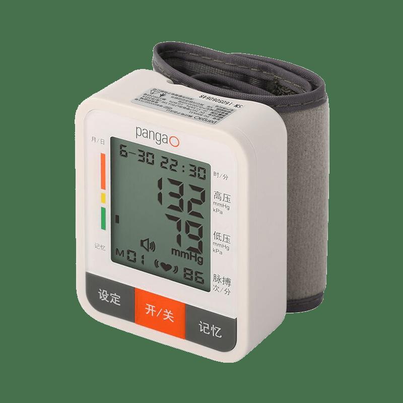 【攀高】(PANGAO)电子血压计 血压仪 全智能血压监测系统 PG-800A31
