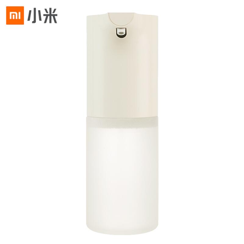 【小米】米家自动泡沫洗洁精机套装自动感应免接触泡沫绵密