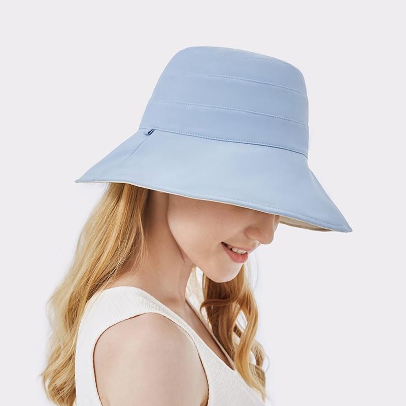 【蕉下】穹顶系列双面防晒渔夫帽遮阳帽