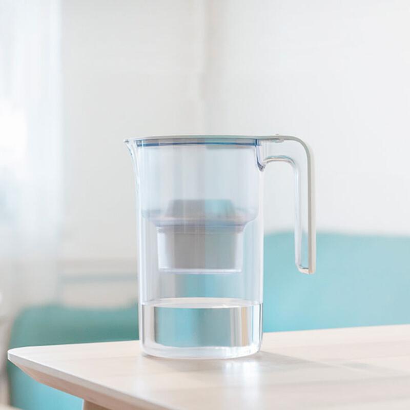 【小米】滤水壶米家净水器 家用直饮水质过滤器净水壶