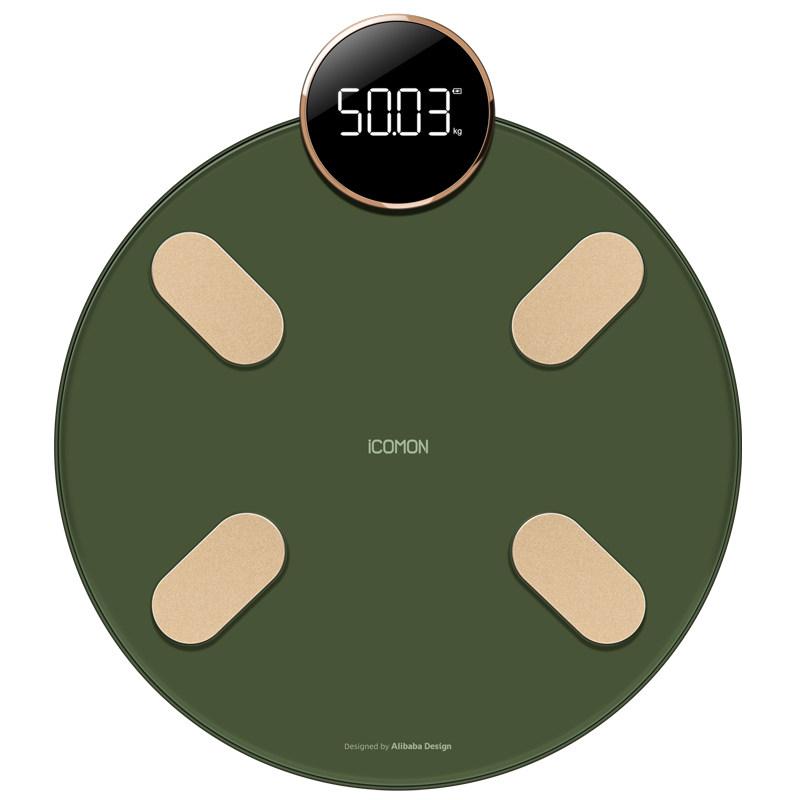 【沃莱】小海龟智能体脂秤精准家用测脂肪秤FG1916B(CM01)
