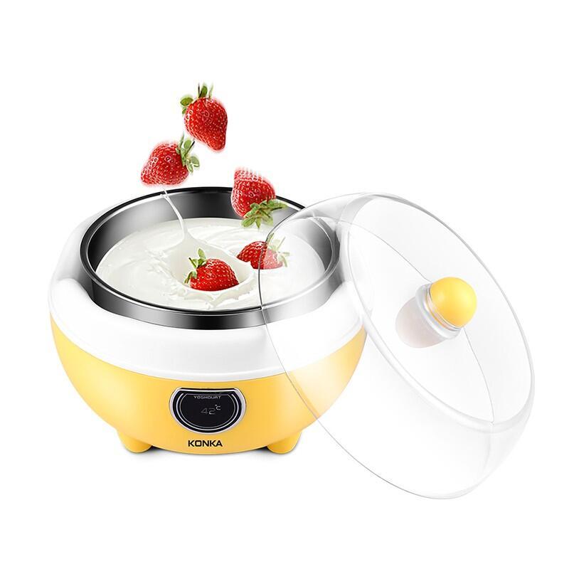 【康佳】乐益多酸奶机不锈钢恒温酸奶机KGSN-1611