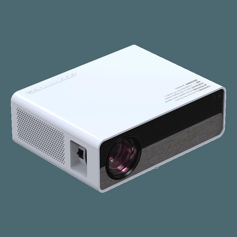 【微影】电脑办公投影仪投影机家用手机投影教室投影电视Z8