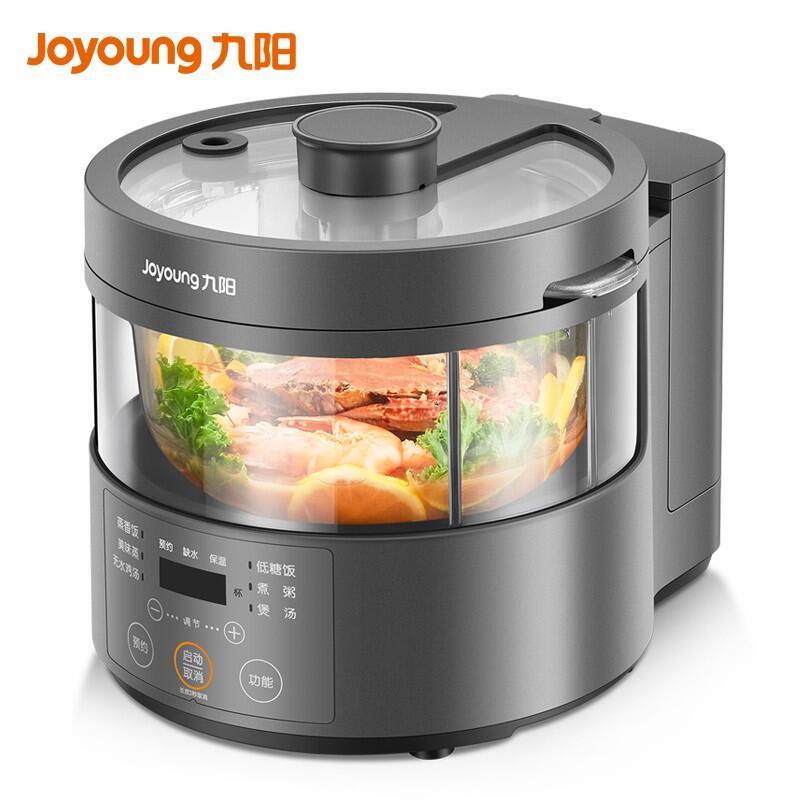 【九阳】 Joyoung蒸汽低糖电饭煲电饭锅电蒸锅多功能家用F30-S160
