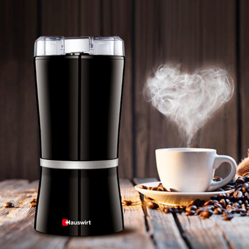 【海氏】磨豆机意式咖啡磨粉机研磨机咖啡机电动家用磨咖啡豆机
