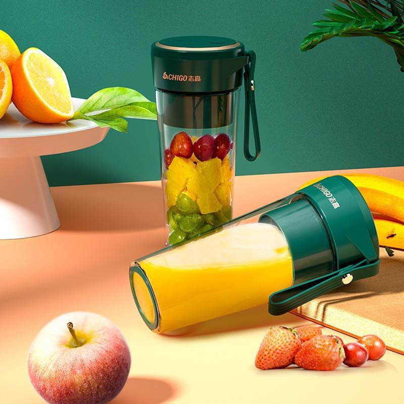 【志高】榨汁机料理机便携式充电迷你无线运动果汁机搅拌机ZG-LHS01