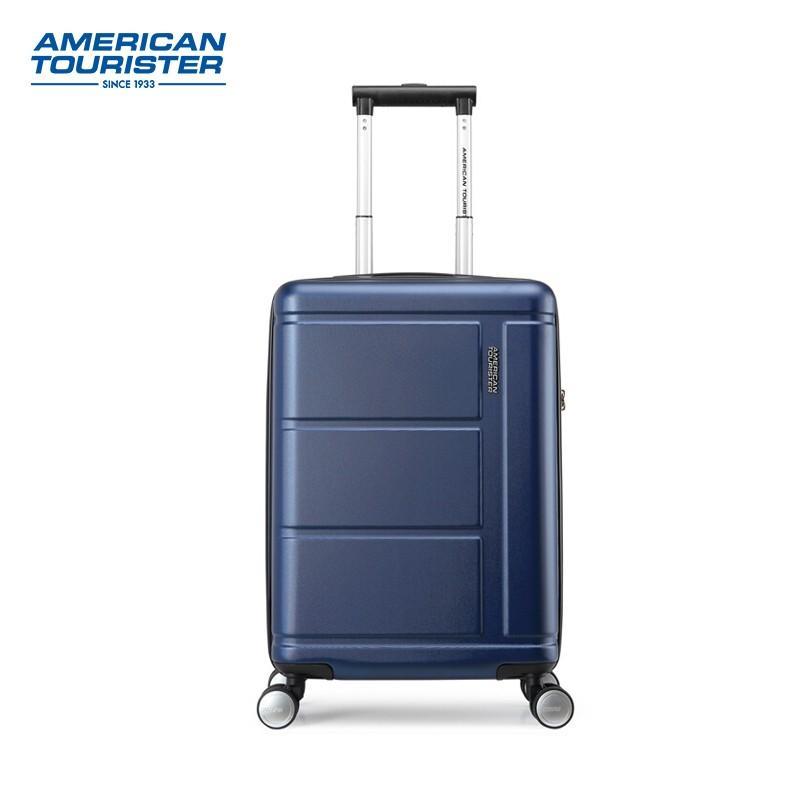 【美旅】超大容量静音飞机万向轮行李箱干湿分离旅行箱TJ0*61003