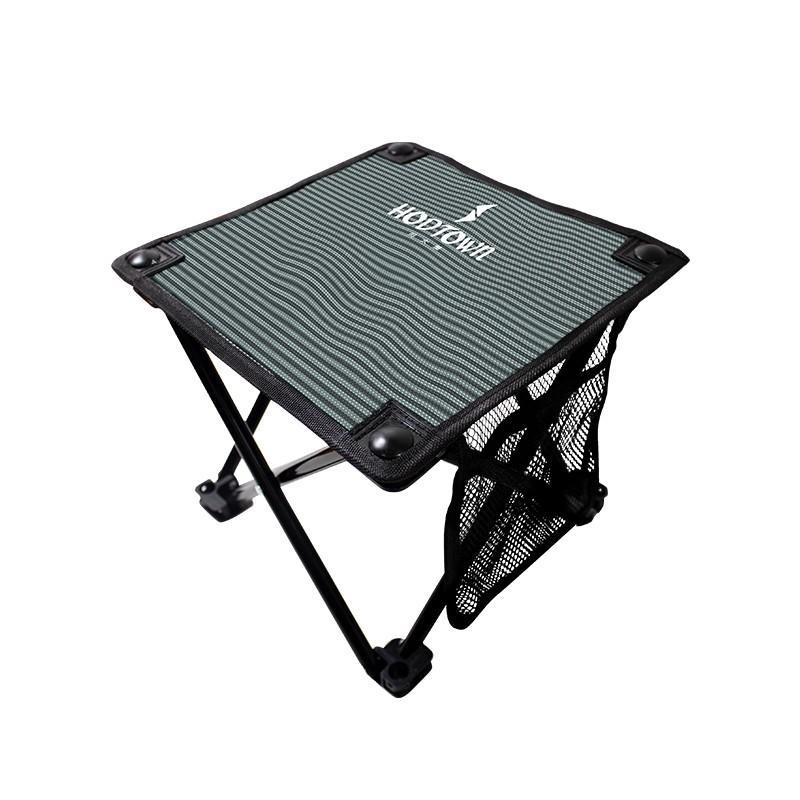 【何大屋】休闲小椅子便携式折叠凳简易钓鱼椅沙滩椅HDW1510