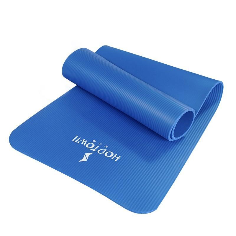 【何大屋】 便携防滑瑜伽垫学者加长健身垫便携防滑瑜伽垫HDW1603