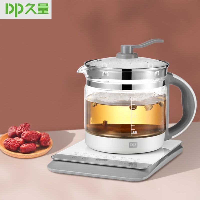 【久量】 时尚养生壶智能保温食品级304不锈钢DP-0311