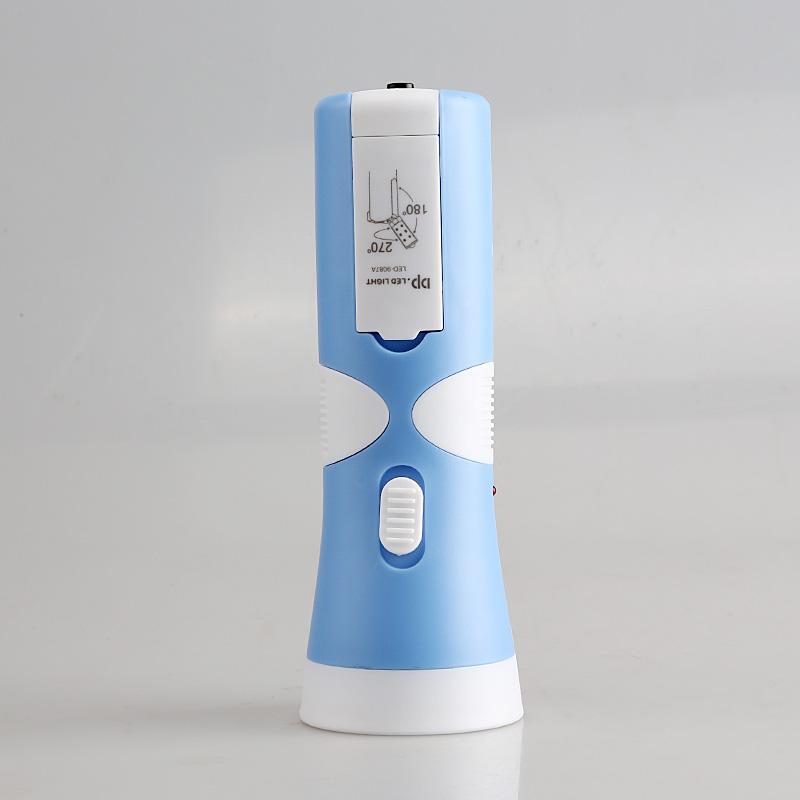 【久量】多功能LED充电式手电筒台灯照明DP-0901