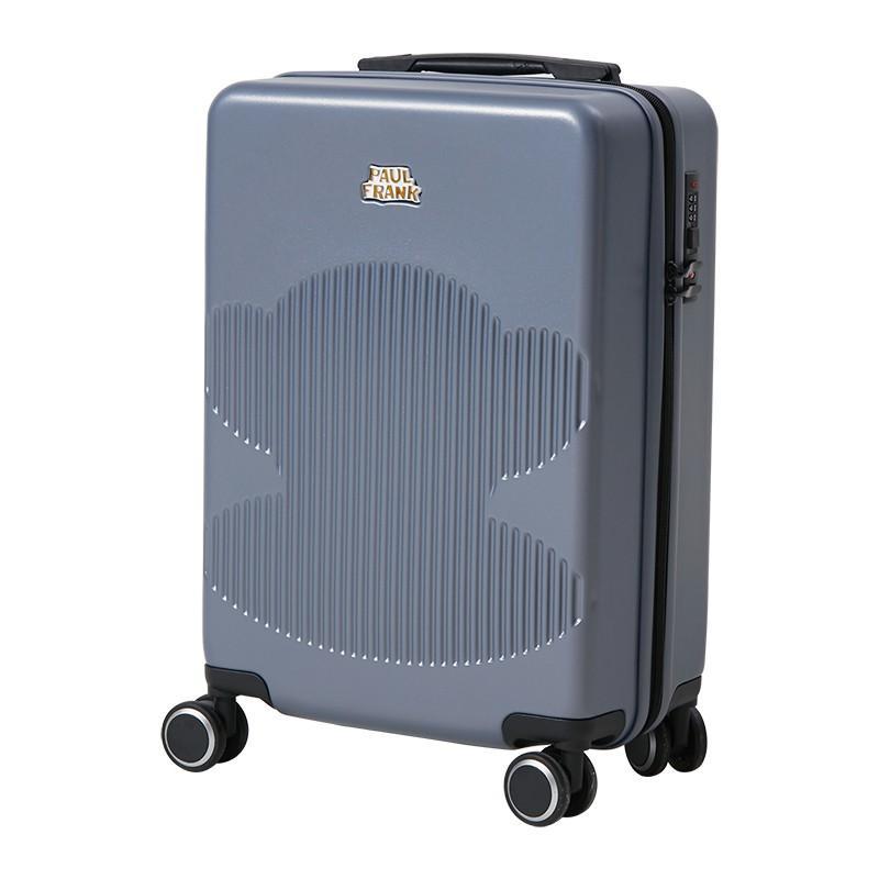 【大嘴猴】(Paul Frank)拉杆箱行李箱精致压花里布大容量隔层PFL100