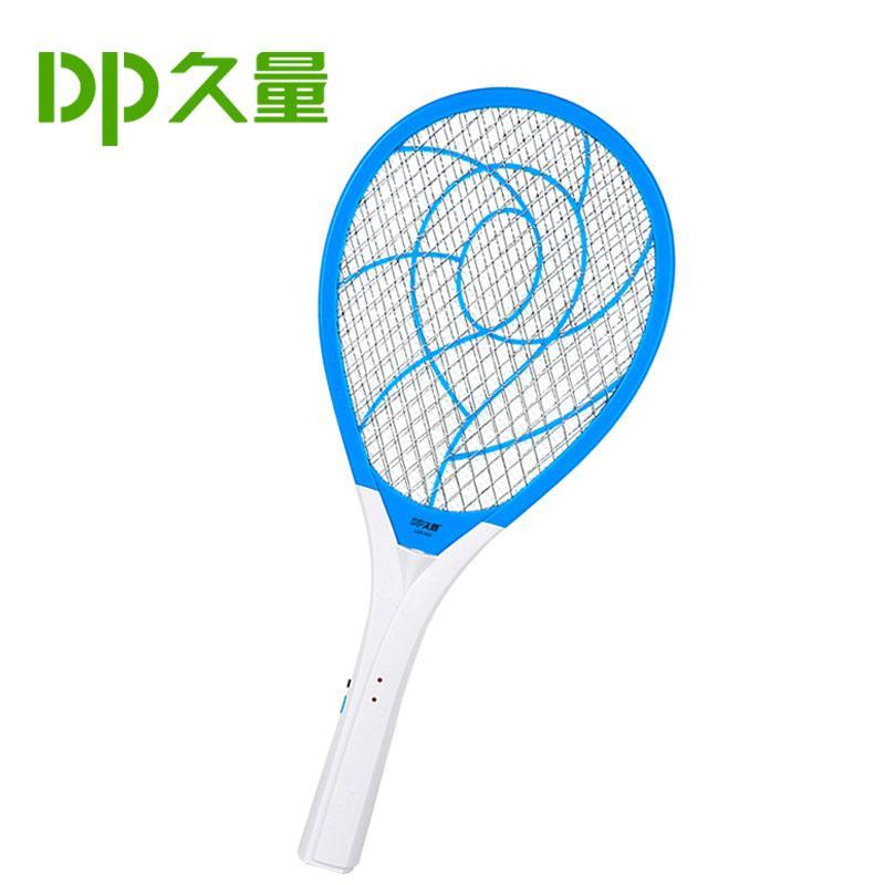 【久量】充电式电蚊拍电驱蚊器灭蚊拍驱虫器苍蝇拍DP-803
