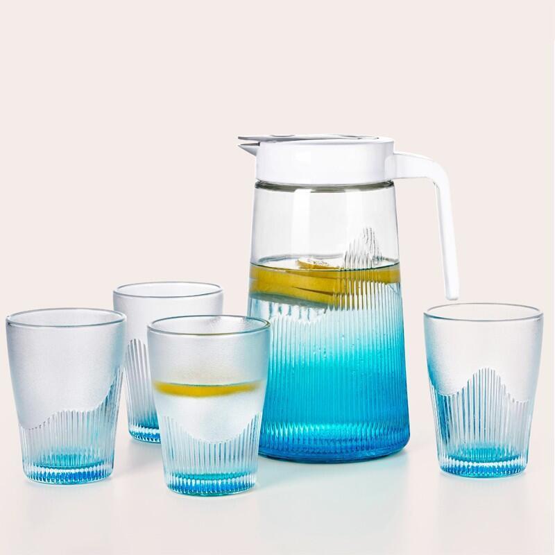 【蔻达】CODA居家玻璃水具套装B2151/B2153