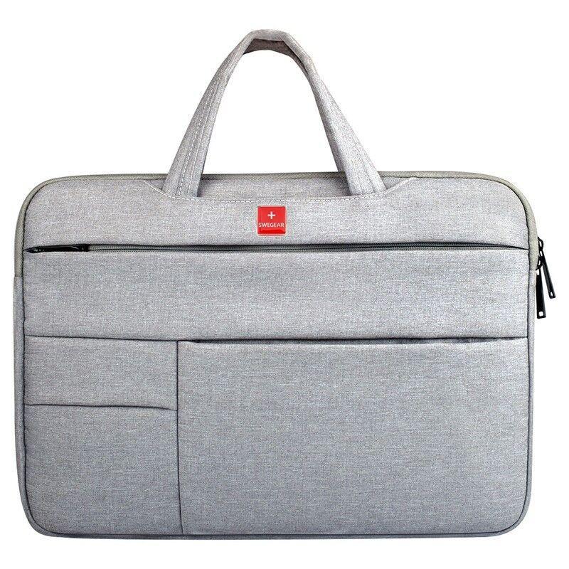 【斯维格尔】十字背包14.3英寸电脑包15.6英寸笔记本内胆包公文包65007