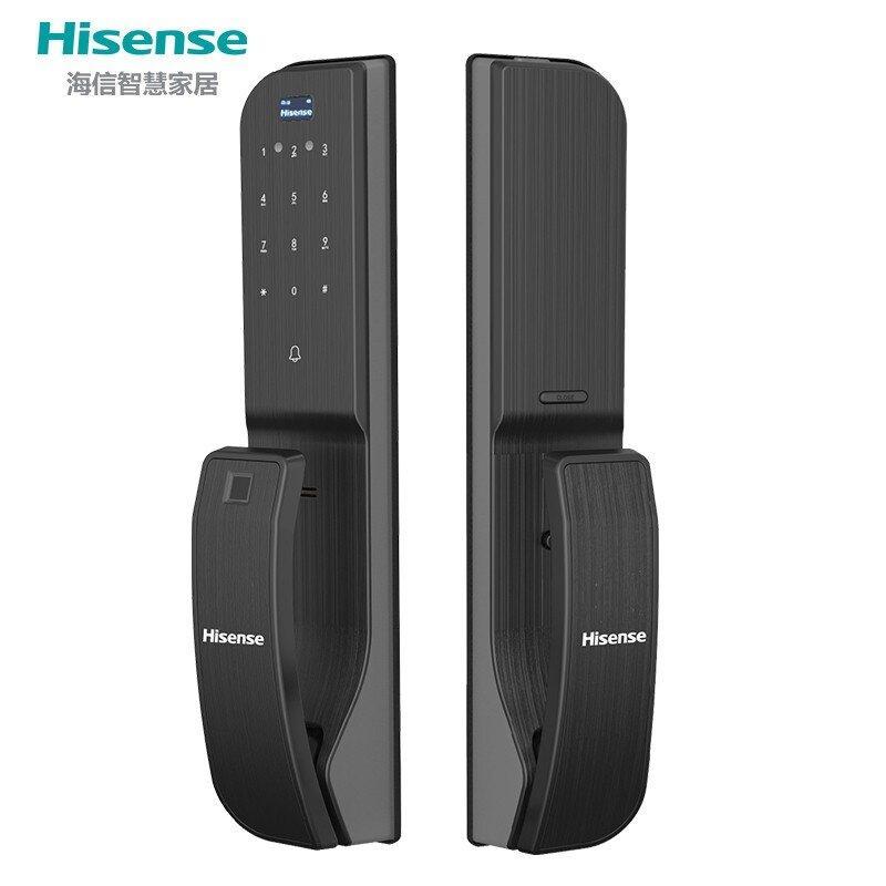【海信】智能门锁指纹锁智能锁密码电子家用门锁防盗门锁手机远程控制SL920