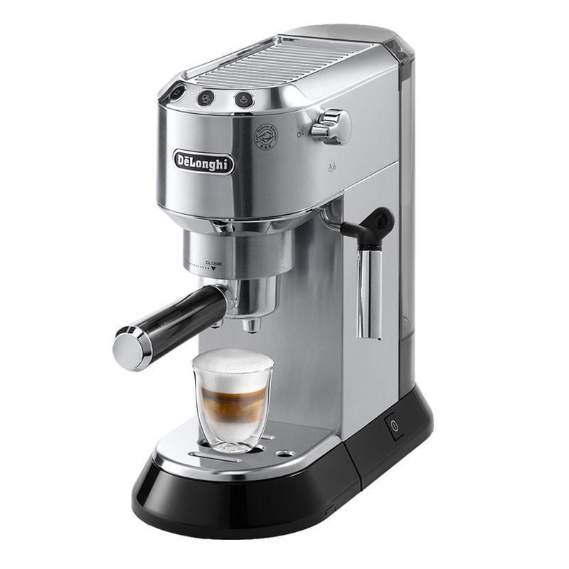 【德龙】意式美式家用咖啡机意大利咖啡机德龙泵压式咖啡机EC680.M