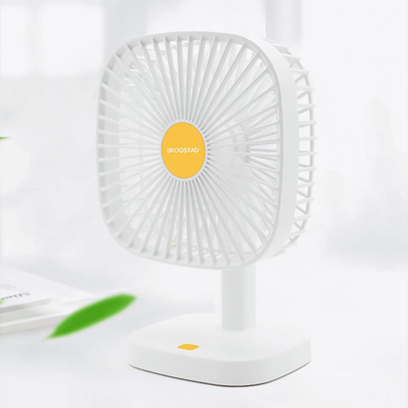 【思嘉思达】家用台扇电扇床头台式沁凉空调扇SKD-F0019