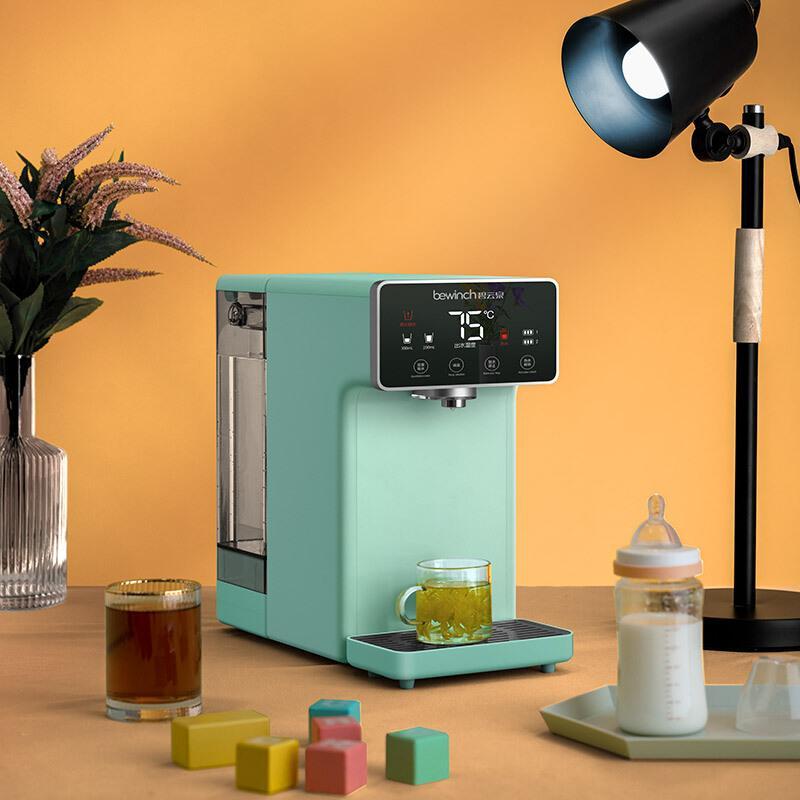 【碧云泉】智能台式免安装净水器家用超滤饮水机U35