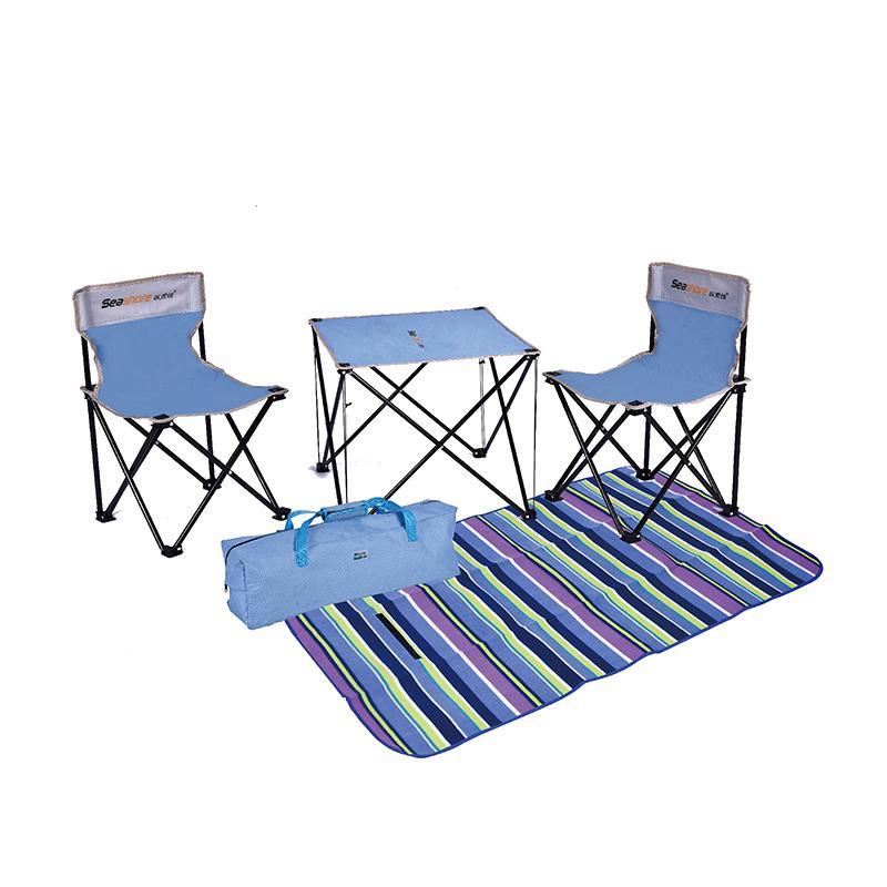 【纵贯线】休闲方案B多功能毯休闲椅组合HX-02