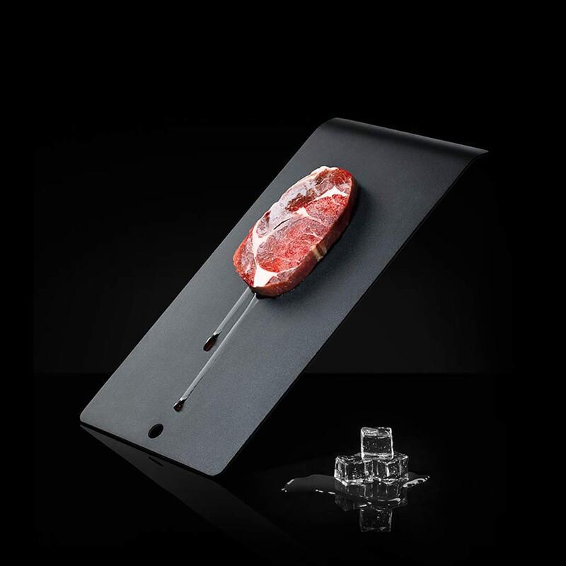 【火候】超导解冻板海鲜牛排急速化肉冰厨房家用解冻板 HU0065