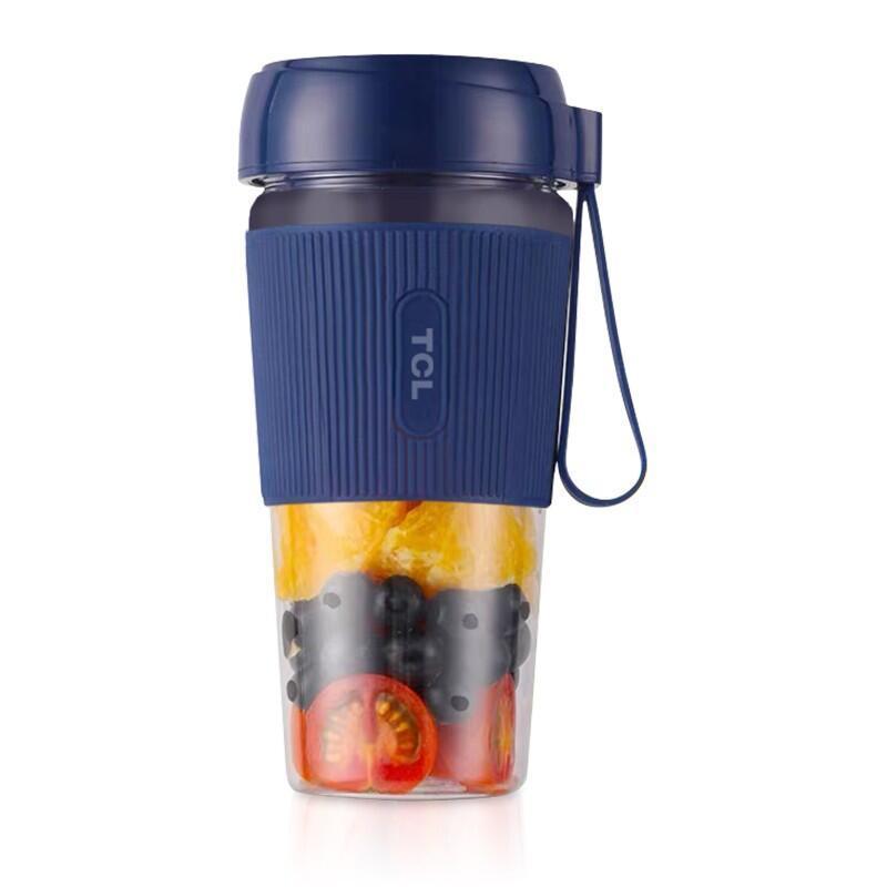 【TCL】随行果汁机便携家用时尚小巧果汁机TM-CS0530B