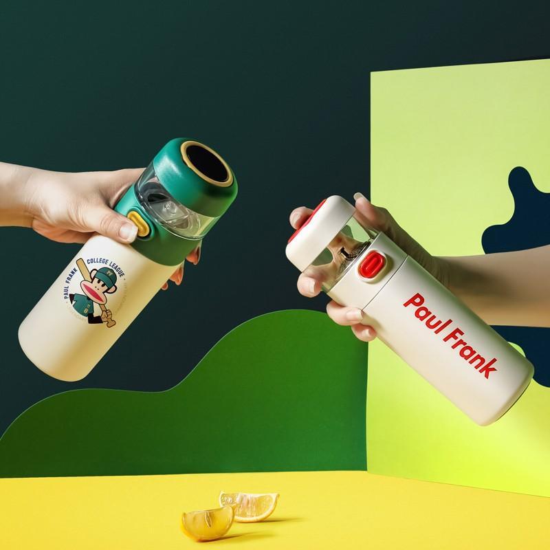 【大嘴猴】泡茶师茶水分离316奥氏体不锈钢水杯茶杯 PFC760-360