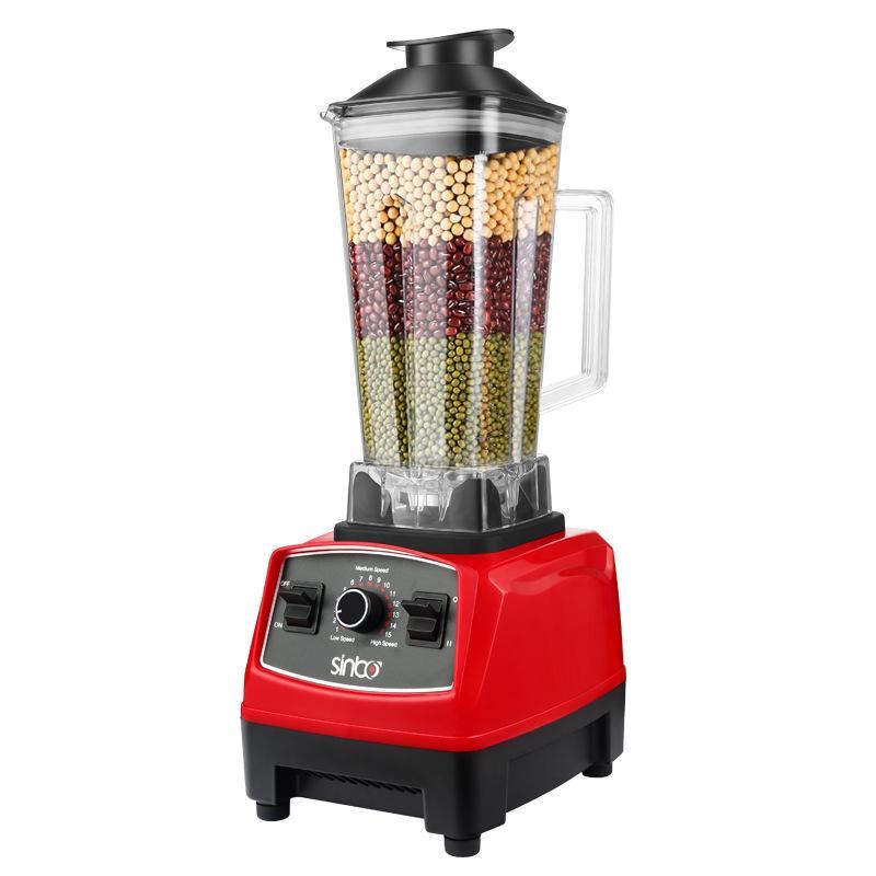 破壁机家用高端多功能沙冰机辅食料理机研磨搅拌机英文版