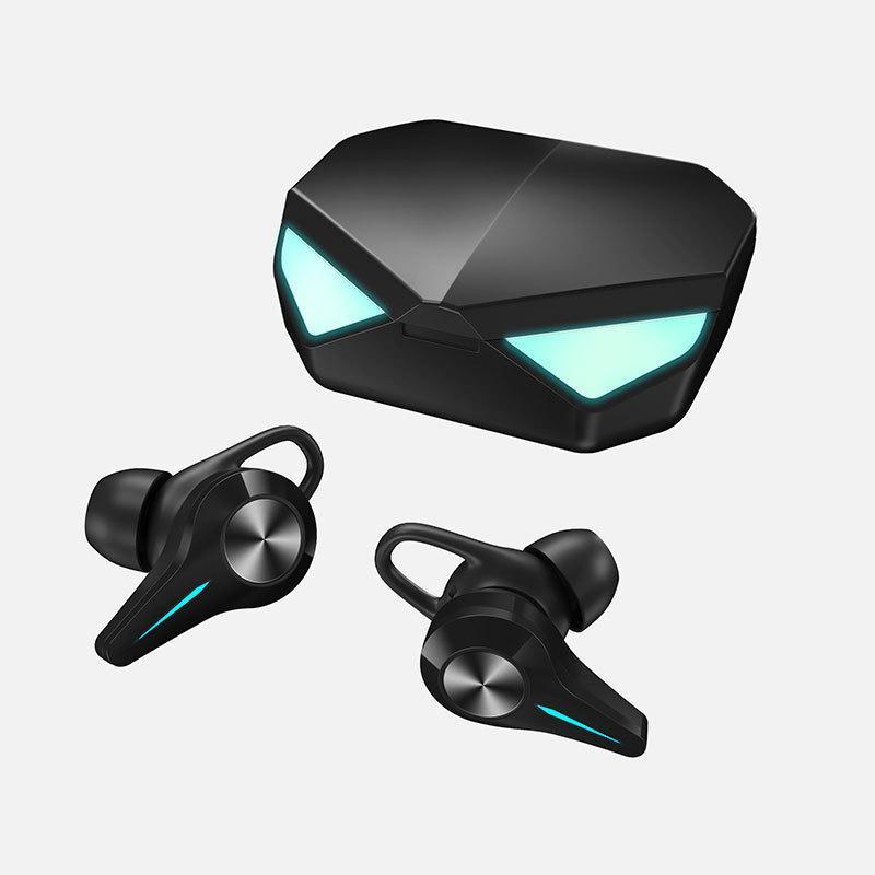 爆款TWS蓝牙耳机入耳式立体声降噪无延迟电竞游戏耳机 K5