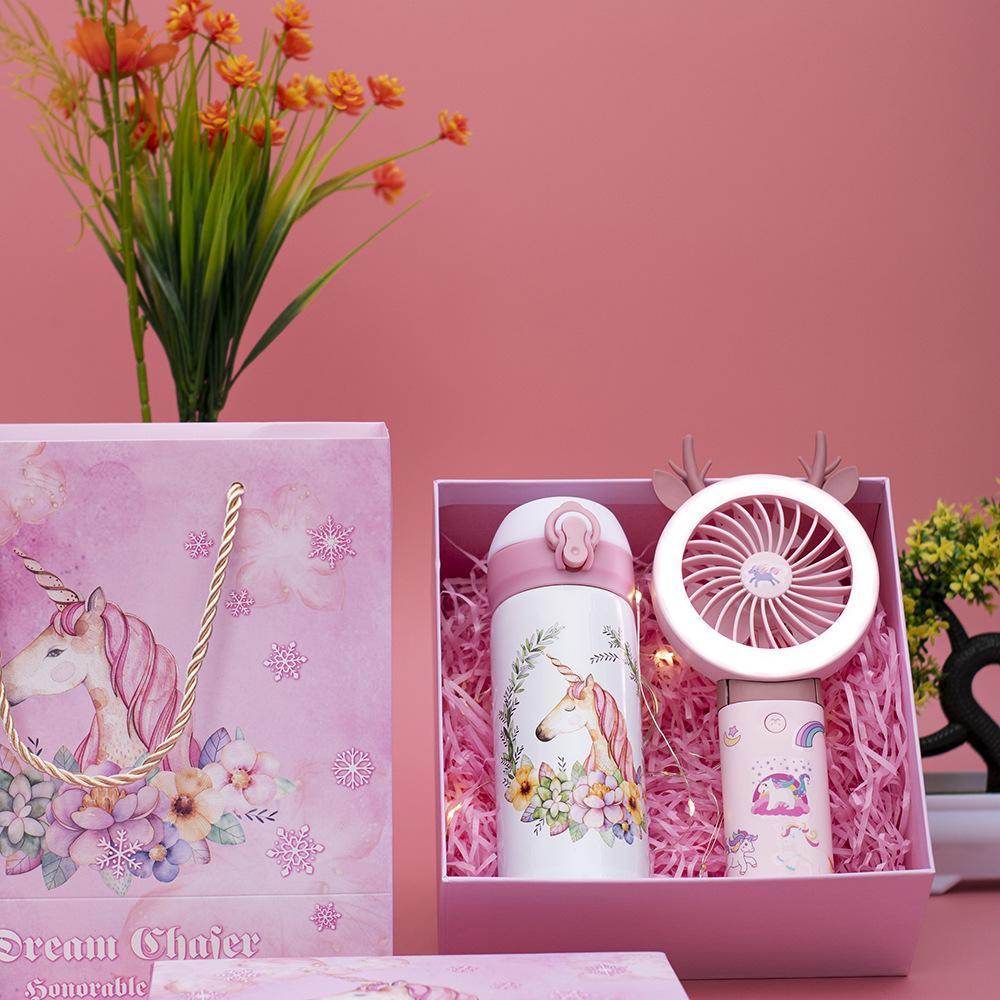 幼儿园生日礼物学生礼品回礼小朋友女孩六一儿童节毕业礼盒