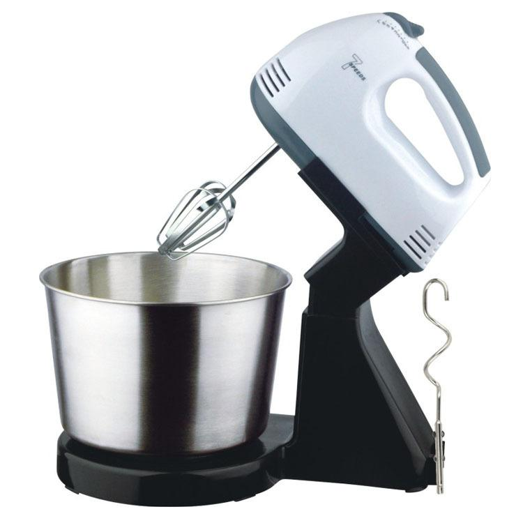 家用7档电动打蛋器手持蛋清奶油搅拌机多功能烘焙和面机打蛋机