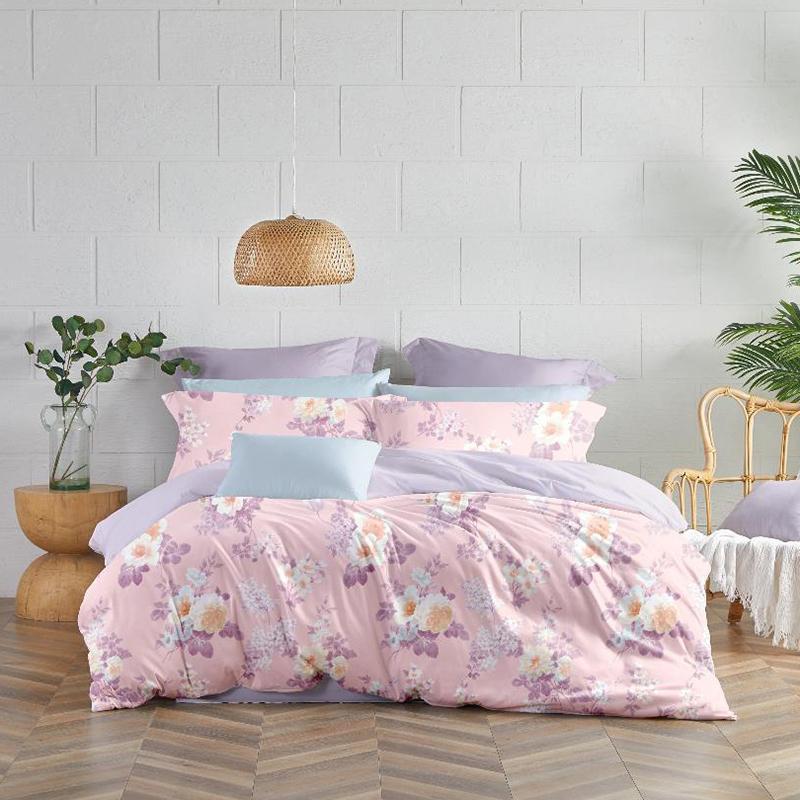 【罗莱家纺】LOVO春夏被繁花若梦美观柔软舒适被150x215(cm)VTT8258