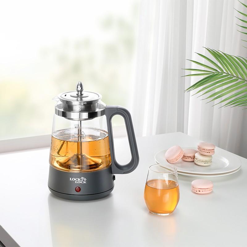 【乐扣乐扣】煮茶器煮茶壶养生壶煮茶器电水壶烧水壶电热水壶 EJC347GRY
