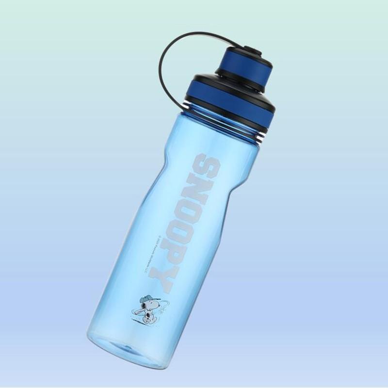 【史努比】SNOOPY运动提手杯运动水杯水大容量便携杯子带提手 SP-SJJ695