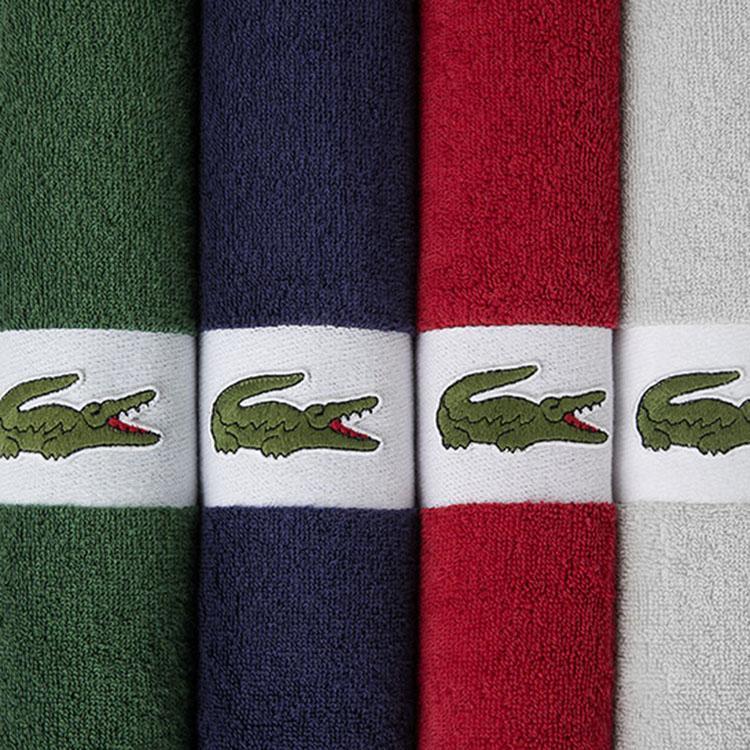 【鳄鱼】家用全棉舒适吸水面巾毛巾 LCMJ-001/LCMJ-002