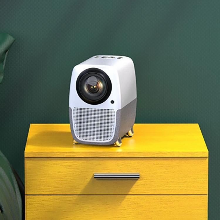 【微影】全高清手机投影仪家用智能投影电视家庭影院M8-A