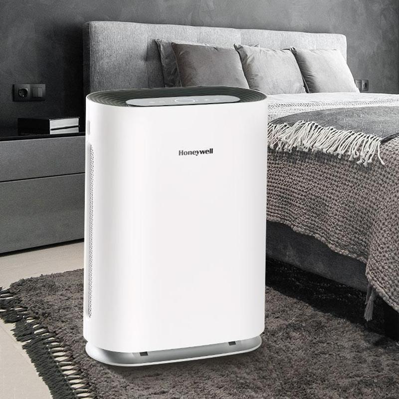 【霍尼韦尔】Honeywell空气净化器除甲醛除菌除霾除过敏原 家用办公 KJ310F-P21W