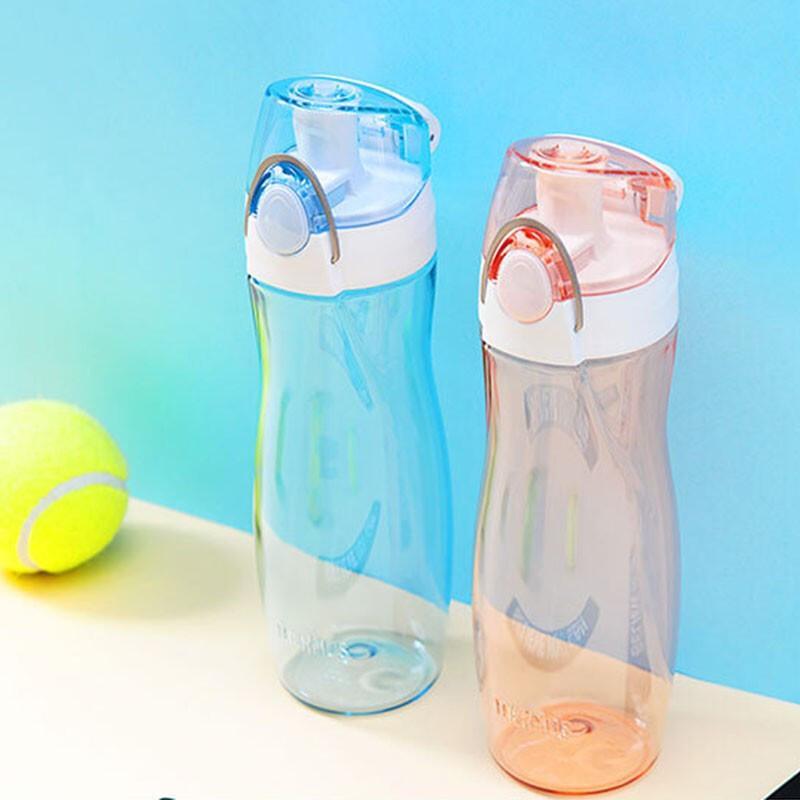【膳魔师】THERMOS小蛮腰tritan塑料杯运动水杯时尚健身随手杯TCSA-500